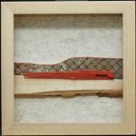 50x50 acryl-hout-karton